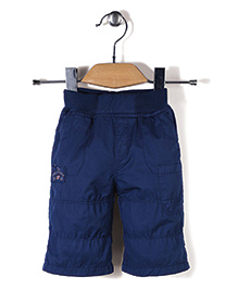 Jash Kids Pull On Jamaican Shorts - Blue