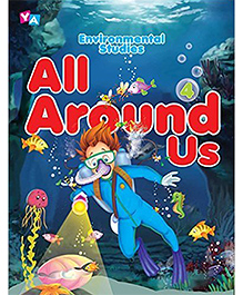 All Around Us 4 - English