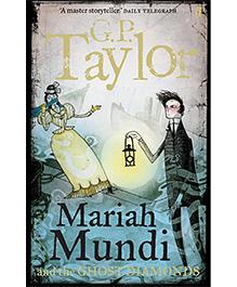 Mariah Mundi And The Ghost Diamonds GP Taylor - English