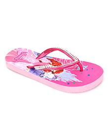 Disney Princess Flip Flops - Pink