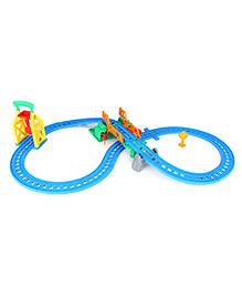 Thomas And Friends Motorized Railway Percy's Wash And Shine Adventure Toy Train - Multicolor