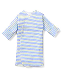 Dear Tiny Baby Long Sleeves Vest - Blue Green