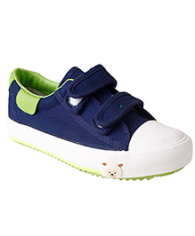 Universal Canvas Shoes - Navy