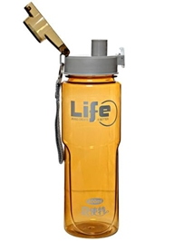 Water Bottle - Life Print