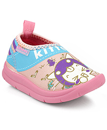 Kittens Shoes Canvas Casual Shoes - Light Pink