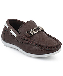 Kittens Shoes Loafers - Brown