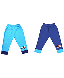 MTB Full Length Toddler Pyjama Blue - Set of 2