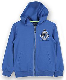 Lilliput Kids Long Sleeves Sweatshirt  - Blue