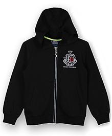 Lilliput Kids Long Sleeves Sweatshirt  - Black