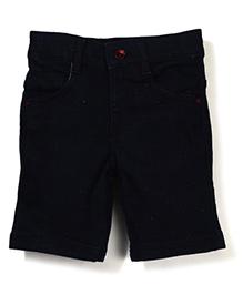 UCB Solid Colour Shorts - Black