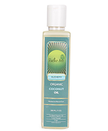 Rustic Art Organic Coconut Oil Hair And Skin - 200 Ml