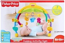 Fisher Price - Folding Active Baby Gym