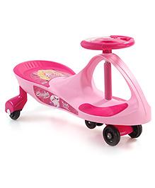 Barbie Swing Car - Pink