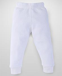 Babyhug Full Length Thermal Wear Legging - Off White