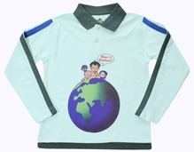 Full Sleeves T-Shirt - Chhota Bheem