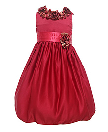 Cherubbaby Fashionista Party Dress - Red