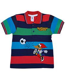 Kuddle Kids Vibrant T-Shirt -  Multicolour