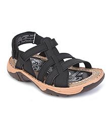 Ben 10 Printed Sandals - Black