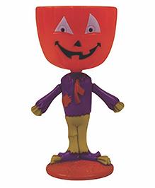 Funcart Halloween Goblet Glass Pumpkin - Multicolor