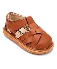 Mooshu Trainers Classy Pair Of Sandals - Brown