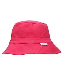 I Play Organic Reversible Bucket Hat - Pink