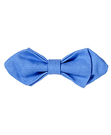 Little Hip Boutique Classy Pin Bow - Sky Blue