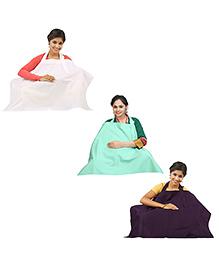Lula Mom Nursing/Feeding Cover (Pack Of 3)