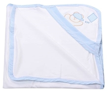 Hooded Towel - Blue