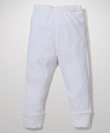 Babyhug Full Length Thermal Leggings - Off White