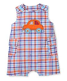 Vitamin Baby Car Print Bodysuit - Multicolor