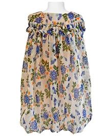 Faye - Floral Print Dress
