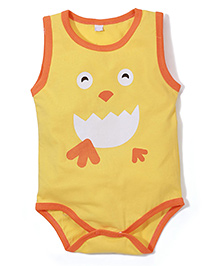 Superfie Attractive & Stylish Onesie - Yellow