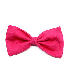 Eternz Haedos Collection Bow Broach - Pink