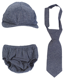 juDanzy 3 Piece Set - Grey