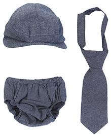 juDanzy 3 Piece Set - Grey