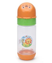 1st Step Feeding Bottle Orange - 125 Ml