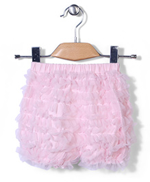 Wenchoice Stylish Ruffle Skirt - Pink