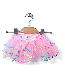Wenchoice Lovely Layered Skirt - Pink
