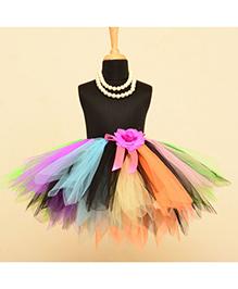 TU Ti TU Rockstar Tutu Skirt - Multicolor