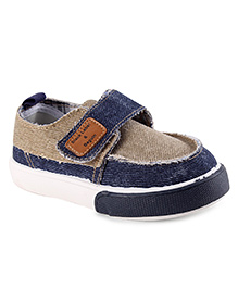 Cute Walk by Babyhug Casual Shoes - Navy