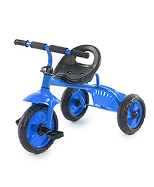 Flyers Bay Easy To Roam Tricycle With Basket - Blue
