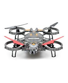 Flyers Bay Avatar Battlefield Spaceship Drone - Grey