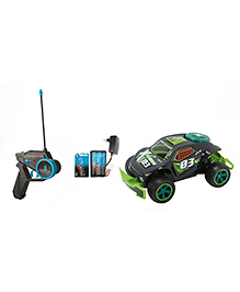 Majorette RC X Ploder Ready To Run Car - Black And Green