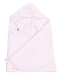 Clevamama Splash N Wrap Apron Bath Towel Extra Large - Pink
