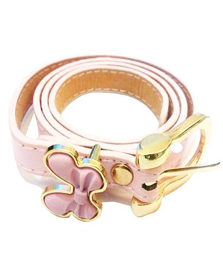 D'Chica Cute Little Butterfly Belt - Pink