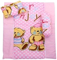 Bed Set - Bear Print