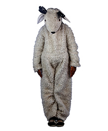 SBD Sheep Fancy Dress Costume For Kids - Off White