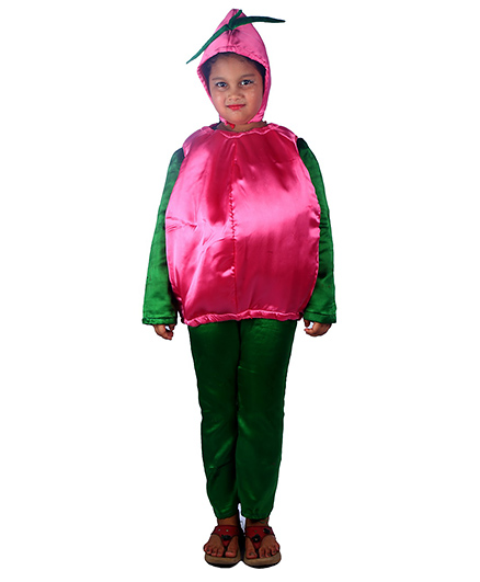 SBD Onion Vegetable Fancy Dress Costume - Violet