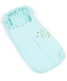 IQ Baby Family Sleeping Bag Bear Design - Light Green