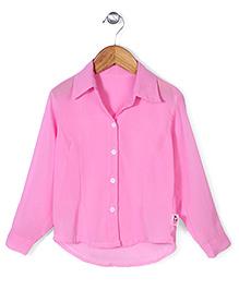Chic Girls Casual Shirt - Light Purple